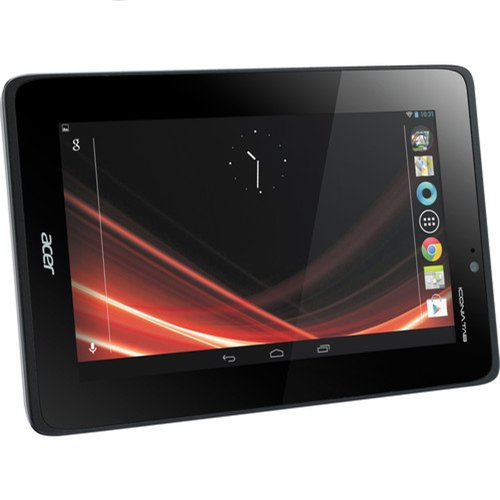 Acer Iconia A110-07G08U Tablet (8GB, 7 Inches, WI-FI) Grey, 1GB RAM Price in India