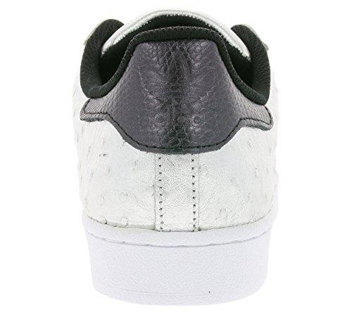 adidas originaux superstar baskets pour hommes S31641 Baskets Silber