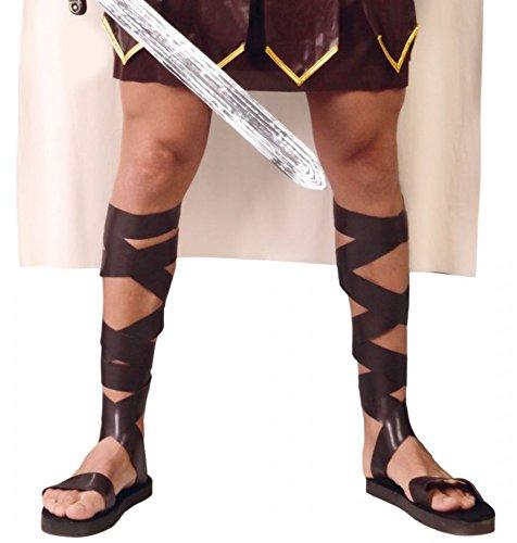 Fiestas Guirca GUI18419 - Römische (Gladiator Herren Kostüm Sandalen)