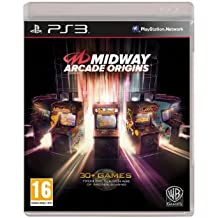 Midway Arcade Origins Game PS3 [UK Import]