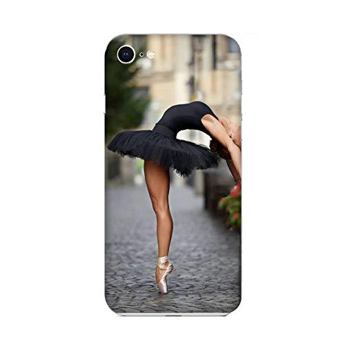 Generico Coque iPhone 6 Plus Housse Apple iPhone 6 Plus Danse Quelle Passion Ponte/Coque Imprimer Aussi sur Les cotes/Case Anti-Derapant Anti-Derapant Anti-Rayures Antichoc Protecteur Rigide