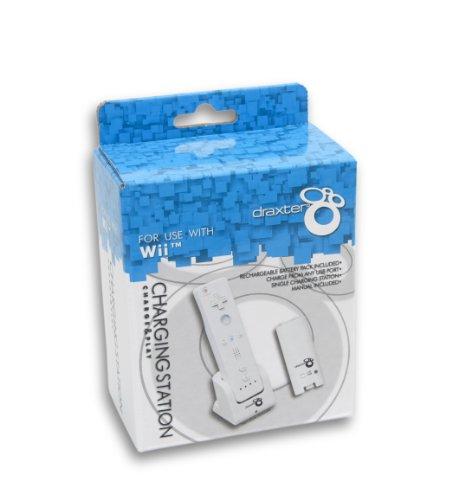 Wii Charging Cradle (Single) - Ladegerät Station Docking Wii