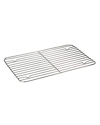 Zodiac 18 x 12-Inch Stainless Steel Cooling Rack