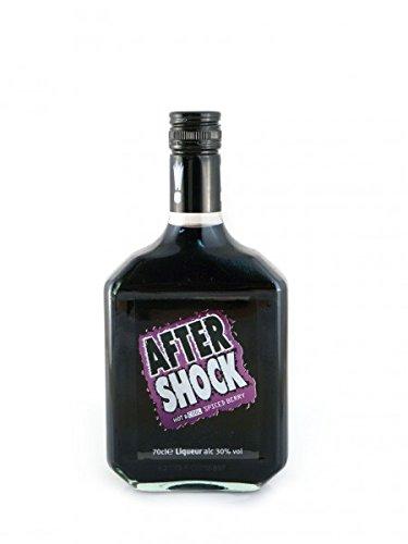 After Shock Black Likör (1 x 0.7 l)
