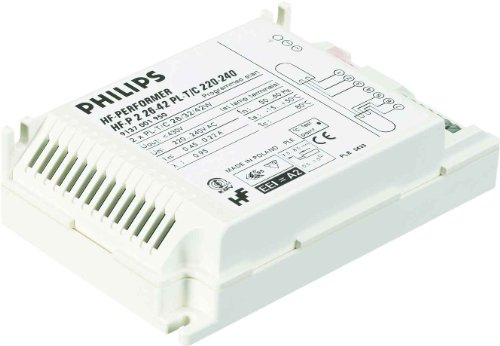 Preisvergleich Produktbild Philips elektronisches Vorschaltgerät EVG HF-R 1x 60 Watt TL5-C dimmbar 1-10 Volt 60W