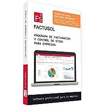 Registro de Usuario FACTUSOL Estándar - 1 año de soporte técnico y actualizaciones
