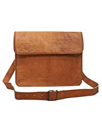 NeoFeral 100% Original Leather Messenger Bags Vintage Brown For Men/Women/Girls/unisex Craft 19