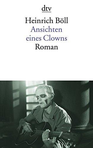 Buchcover Ansichten eines Clowns: Roman