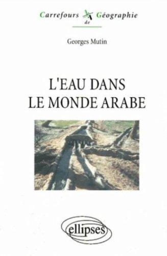 L'Eau dans le monde arabe. Enjeux et conflits