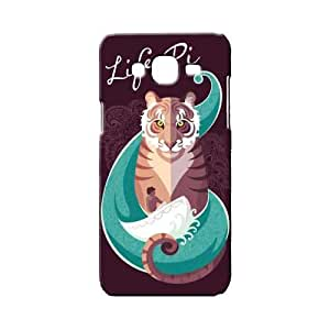 G-STAR Designer 3D Printed Back case cover for Samsung Galaxy E7 - G0617