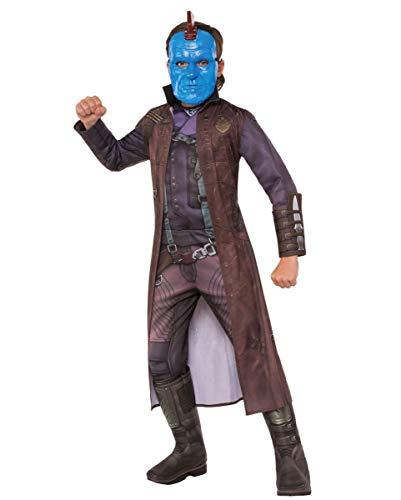 Horror-Shop Yondu Kinderkostüm mit Maske für Fasching & Halloween L