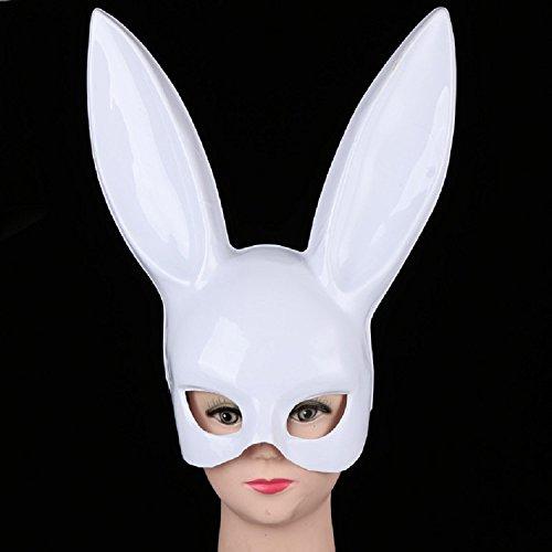 We Love Bar KTV Halloween Costume de Lapin Masque d'oreille de Lapin