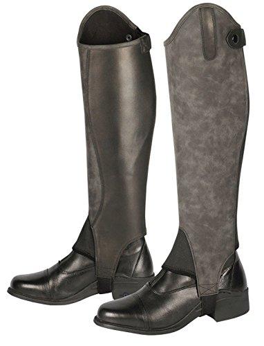 Harry's Horse Damen Stiefelschaft Velvet - XXL, Schwarz