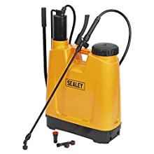 Sealey SS4 Backpack Pressure Sprayer 16 Litre
