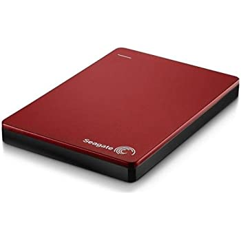 2TB USB 3.0 2,5 Seagate Backup Plus Slim, STDR2000203 (Seagate Backup Plus Slim Red)