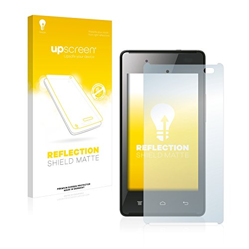 upscreen Matt Schutzfolie für Hisense HS-U610 - Entspiegelt, Anti-Reflex, Anti-Fingerprint