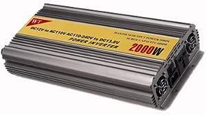 Spannungswandler Power Converter 12v Auf 220v 230v 240v Elektronik