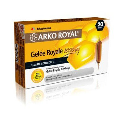 ARKOPHARMA - Arko Royal Gelée Royale 1000mg