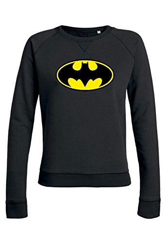 rs20 Sweat pour femmes Trips Batman Black