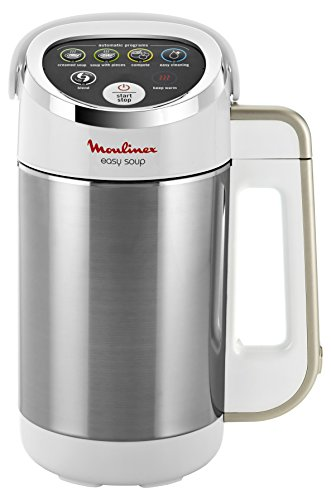 Moulinex LM841110 Easy Soup Blender Chauffant mixeur soupes gaspachos smoothies compotes soup maker 1000W 1,2L