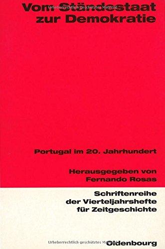 Vom Ständestaat zur Demokratie: Portugal im 20. Jahrhundert