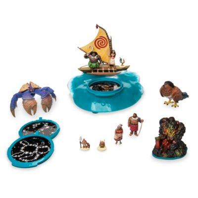 t Playset beinhaltet Rollwassersockel Basis mit Leuchten und macht Geräusche (Anna Pirate Boots)