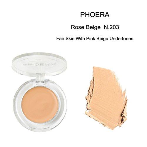Aesy Visage Anti-cernes Crème Pleine Couverture Maquillage Liquide de Base Imperméable À L'eau de Maquillage Correcteur (A3)