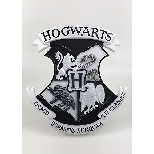 Groovy Harry Potter Mood Light Lamp Hogwarts Shield 25 cm Gadgets