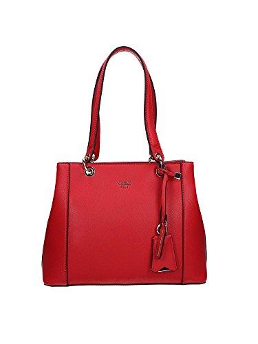 Guess Hwvg6691360, Borsa a Mano Donna, 15x26.5x42 cm (W x H x L) CNR CNY RED
