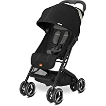 Cybex Qbit Plus, Monument Black by The Good Baby