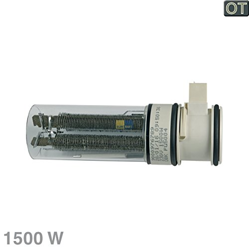 Bosch Siemens 00658791 ORIGINAL Heizelement Drahtheizung Drahtheizung 1500W Spülmaschine Geschirrspüler