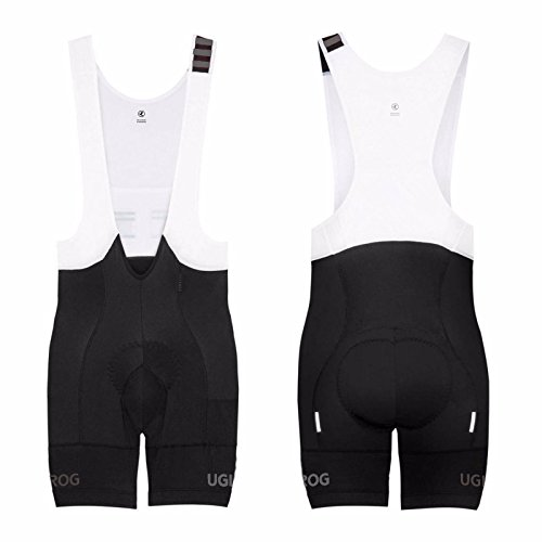 Uglyfrog #15 Ciclismo Hombres Bib Pantalones cortos with Gel Pad for Summer