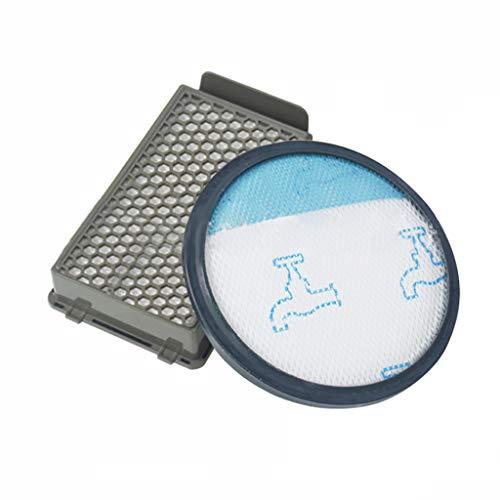 Tianya - Adaptado A Los Accesorios Para Aspiradoras Ro3715 Ro3795 Ro3798, Mop Net Set, Aspiradora Redonda Filtro Rectangular