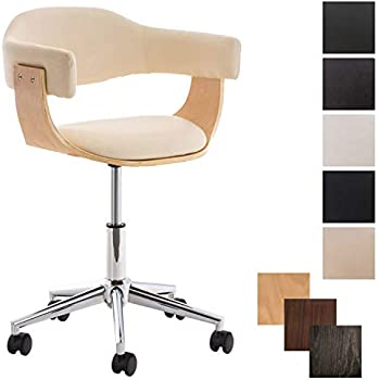Chaise Bureau Design Tissu I Clp Fauteuil Brügge De AL3j5R4
