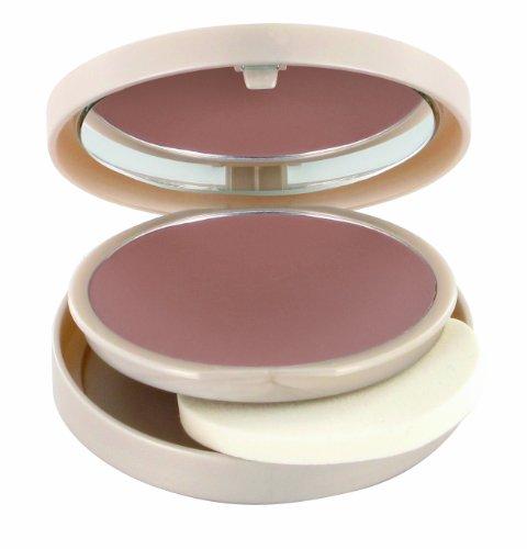 LOGONA Naturkosmetik Natural Make-up perfect Finish No. 04 Sunny Beige, Dunkler Hautton, Foundation, mit Anti-Aging-Wirkung, mittlere bis hohe Deckkraft, Bio-Extrakte, 9 g