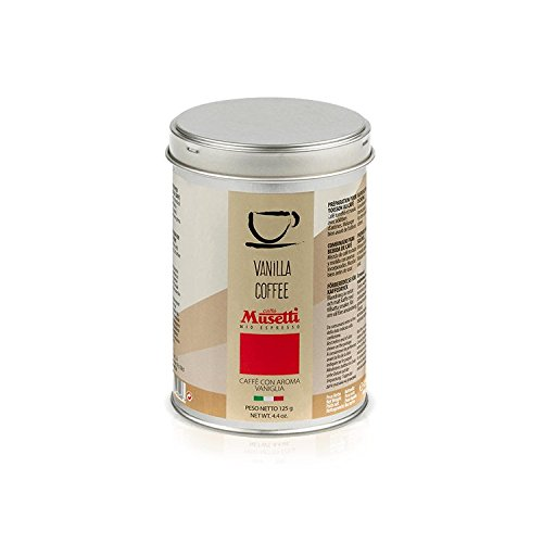 Lattina di caffè macinato aroma Vaniglia 125 g