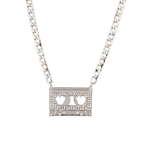 lux-accessories-cassette-tape-deck-pave-bling-iced-out-heart-chain-link-pendant-necklace