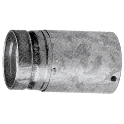 Gas Vent Pipe (Selkirk 3RV-EZAJ12 Adjustable Round Gas Vent Pipe by Selkirk Corp)