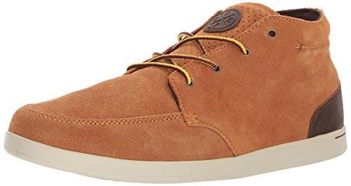 Reef Herren Spiniker MID SE TAN/Brown Sneaker, Mehrfarbig, 45 EU
