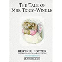 The Tale of Mrs.Tiggy-Winkle (The Original Peter Rabbit Books)