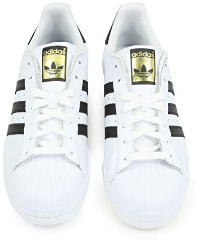 Adidas Superstar Schuhe running white-core - 8