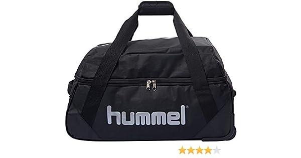 Hummel Sporttasche Trolley Reisetasche Fußball Training AUTHENTIC CHARGE 205127