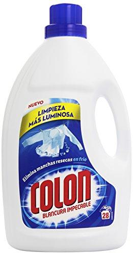 Colon Detergente liquido azul, 28 lavados  - 1907 ml