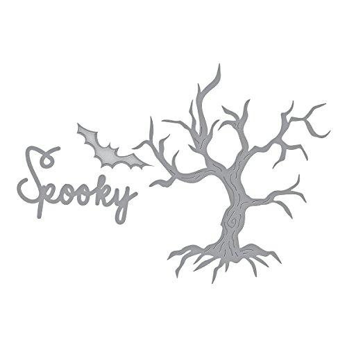 Unbekannt Spellbinders Spuk-Baum Shapeabilities sterben, braun