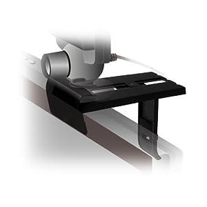 Eye Stand, schwarz – Kamerahalterung -PS Eye- für Flachbildschirme – [PS3]