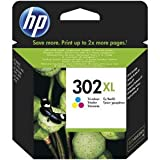 HP Tintenpatrone HP Nr. 302XL F6U67AE 3-farbig