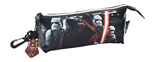 Star Wars – Portatodo Triangular, 20 x 9 x 5 (Safta 811545323)