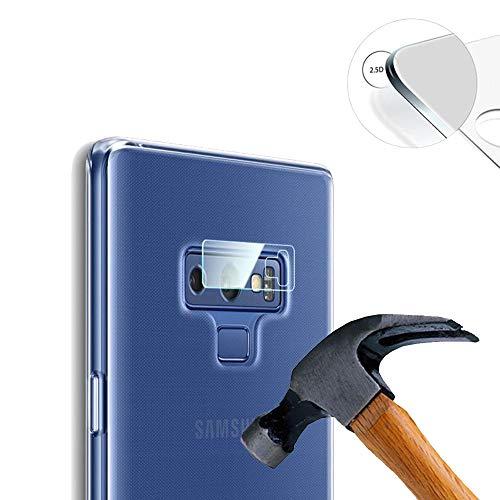Lusee 2 x Pack Protector Lente Cámara Samsung
