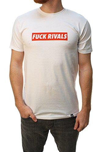 Famous Stars & Straps Herren Blusen T-Shirt weiß weiß Weiß