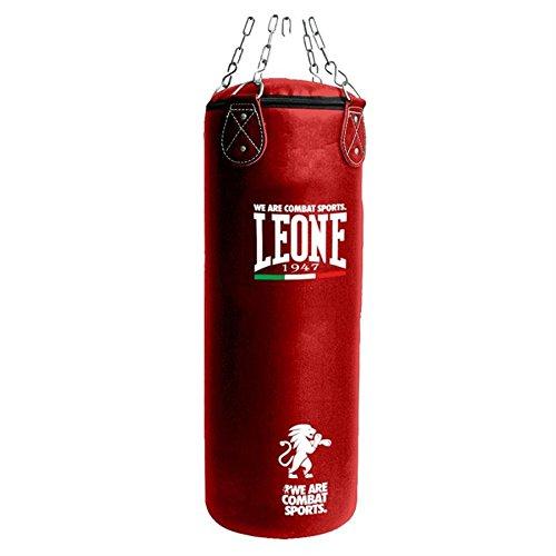 Leone 1947 Sacco Basic Unisex – Adulto, Rosso, 110 x 35 cm